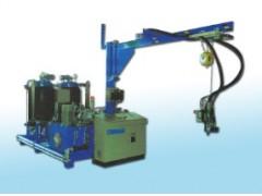 胜昔机械厂提供质量硬的海绵高压发泡机 高压海绵发泡机