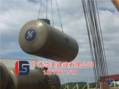 贵州双层油罐的价格范围——广东SF双层油罐厂家