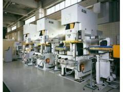 高精度的连杆式冲压机器人自动化上下料设备供应_陕西连杆式冲压机器人