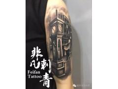 口碑好的纹身哪里有 闽清福州纹身