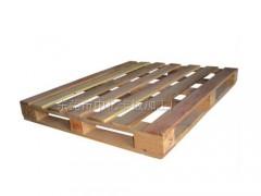 中亿木材供应同行中质量好的免检卡板,免熏蒸卡板