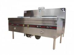 山东两炒一温甲醇灶,科龙厨房设备厂高质量的甲醇灶出售