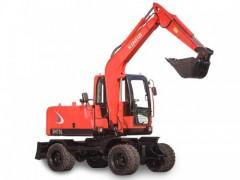 具有口碑的轮式挖掘机供应商_鑫豪机械|河南轮式挖掘机