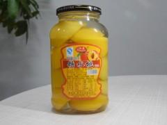 濰坊哪里糖水黃桃罐頭價格便宜|濰坊黃桃罐頭