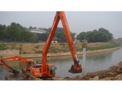18米加长臂挖掘机租赁价格 价位合理的18米加长臂挖掘机供应信息
