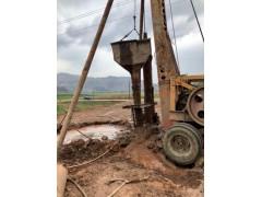 青海钻孔灌注桩泥浆护壁|专业泥浆护壁钻孔灌注甘肃同信地基基础公司实力雄厚
