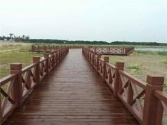 仿木护栏设计制作——特色的仿木护栏