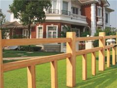 西安仿木欄桿哪里有供應-延安仿木圍欄批發