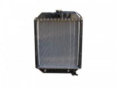 宇阳农机配件专业供应散热器-小型装载机配套水箱厂家