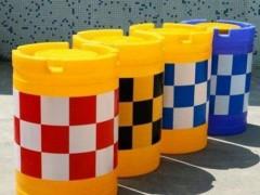 银川防撞桶价格——买防撞桶就来通达交通设施标牌厂