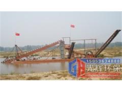 知名的挖沙船供应商_光辉环保机械制造——供销挖沙船