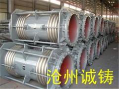 耐高温防腐抗老化套筒补偿器优势与结构特点