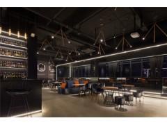 DCV第四维设计餐饮酒吧设计案例欣赏-酵徒精酿啤酒馆