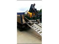 挖掘机铝爬梯