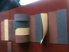 MCM柔性飾面磚 軟瓷
