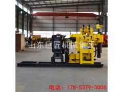 供应HZ-130Y地质勘探岩芯钻车 高效轻便岩心取样钻机工程
