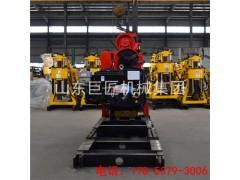 山东厂家供应HZ-130YY地质勘探岩芯钻机 轻便取样打孔