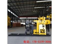 山东热卖HZ-200Y液压打井机钻井机200米深水井钻机