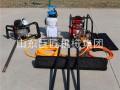 巨匠单人手持式岩心取样钻机BXZ-1型地质勘探钻机工程钻探机