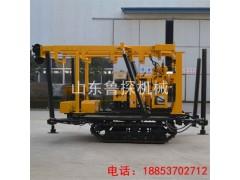 巨匠自行式履带勘探钻机XYD-130履带岩芯钻机可液压加压