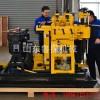 性价比最高的岩心钻机  就选鲁探HZ-200YY液压勘探钻机