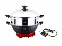防水電熱鍋使用方法介紹
