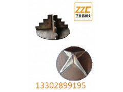 厂家直供管桩桩尖,十字型桩尖,开口桩尖,锥型桩尖