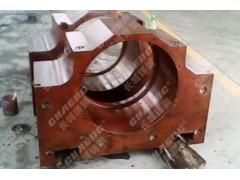 深孔軸承座加工定制1噸起來圖定制加工