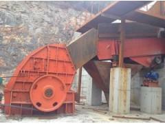 湖南新型锤式制砂机 衡阳PCZ重锤式制砂机一次成型