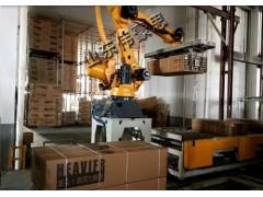 *紙箱碼垛機器人 碼垛包裝生產線