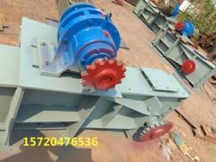 鳞板输送机是一种广泛用于矿山
