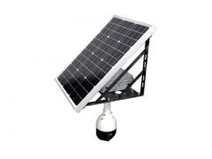 简易型铁塔4G视频监控球移动侦测、区域侦测