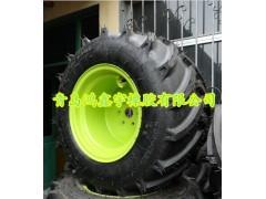 加宽农用人字轮胎31x15.5-15灌溉机割草机轮胎