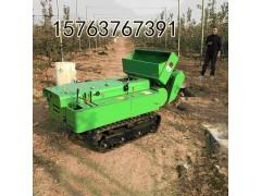 工作輕松的履帶行走式旋耕機 小型種植培土機柴油鋤草微耕機廠家