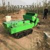 工作轻松的履带行走式旋耕机 小型种植培土机柴油锄草微耕机厂家