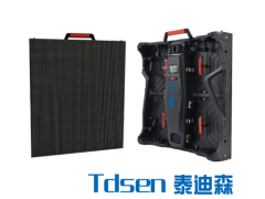 P2.9深圳泰迪森厂家直销舞台屏会议室屏演出屏高清屏广告屏