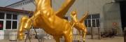 铜马制作-动物雕塑-文禄