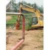 挖机安装污泥泵,清淤泵,排沙泵