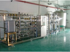 纯化水制备系统