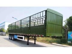 安迪牌WZY9400高强超轻型仓栅式运输半挂车