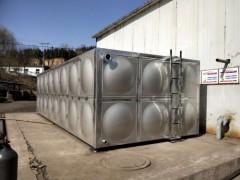 太原不銹鋼環保水箱