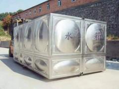 太原不銹鋼水箱優點