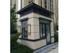 上海厂家定制保安岗亭 厂家直销小区物业欧式保安岗亭