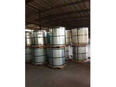 上海宝山宝钢彩涂卷代理商普通聚酯常规颜色低价出售