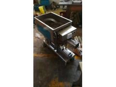 济南沃发订做牛肉酱大出料口灌装机 颗粒酱灌装机