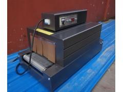 攀枝花5540热收缩膜包装机 半自动套膜机