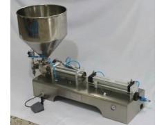 山东沃发厂家直发咖啡伴侣蜂蜜灌装机  99豆沙泥定量灌装机