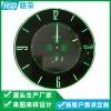 東莞廠家定制時鐘VA液晶屏 LCD段碼屏小家電顯示屏