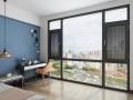 卧室窗有非同凡响的艺术气质 拓邦门窗