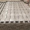 长沙厂家供应机械厂生产线不锈钢链板输送带承重高